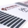 Etiquetas o cintas impresas para el textil hogar