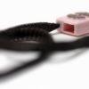 Microprecinto personalizado con cinta.