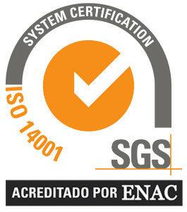 ISO14001 ENAC Varmys