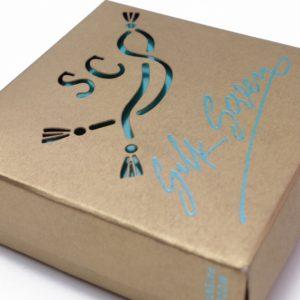 Packaging, estuches, petacas, porta corbandas y envase en general