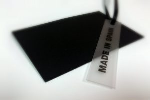 Etiqueta plástico Made in Spain
