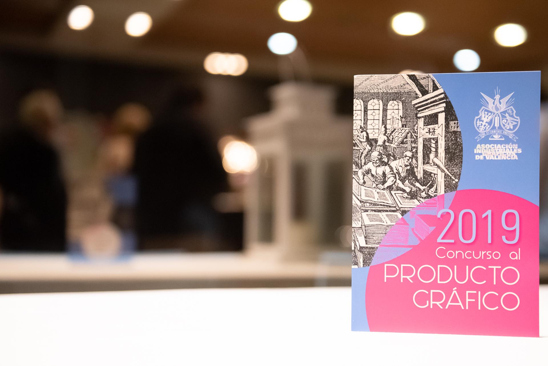 Concurso producto gráfico 2019